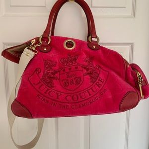 JUICY DOGGY COUTURE PET CARRIER RARE FIND